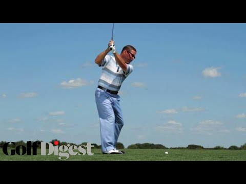 Sean Foley on How to Get the Correct Backswing Sequence | Golf Lessons | Golf Digest