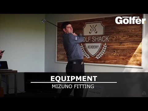 How to get fitted into Mizuno irons using Swing DNA – The Golf Shack Academy