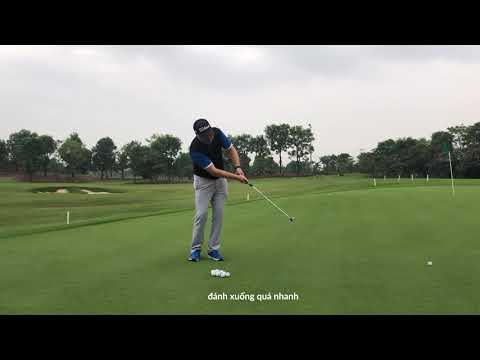 EPGA Golf Tips – Putting Technique – Kỹ thuật gạt bóng