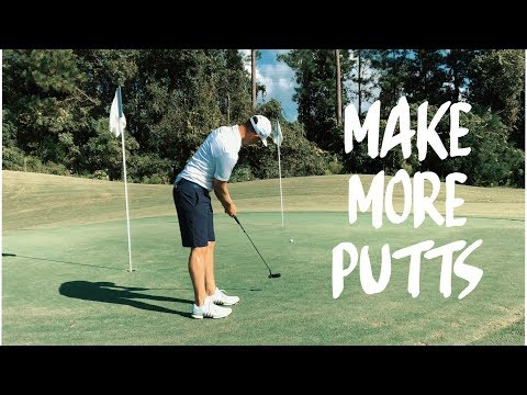 The Best Putting Drill
