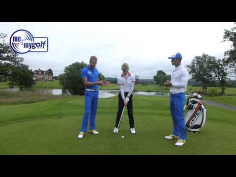 Stop Your Chicken Wing In The Golf Swing