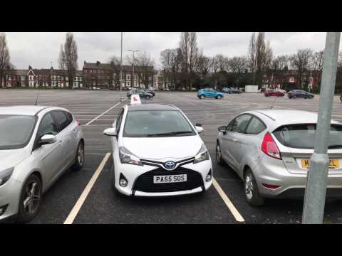 How to Reverse Out of a Bay – Driving Test Manoeuvre