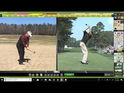 Learn the perfect back swing drill