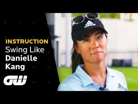 Danielle Kang: Driving Tips at Topgolf Las Vegas!   Instruction   Golfing World