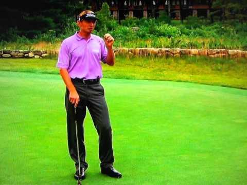 Brad Faxon – Putting Instruction (The Stroke)