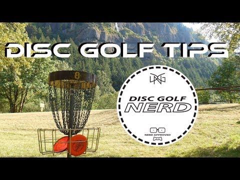 Disc Golf Tips Hyzer Flip:  Disc Golf Tips for Beginners Disc Golf Nerd