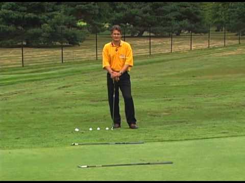 Golf Tip: Chipping – Baseball Drill; Steven Bann