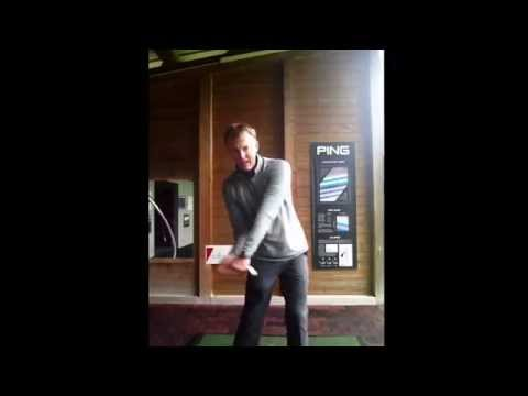 Hitting your Long Irons easier, Whip  Drill for Speed #golftips engelberg Golfclub
