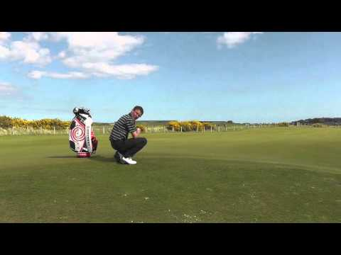 Golf Tips: Putting routine