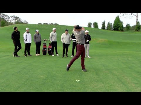 World Long Drive Persimmon Challenge
