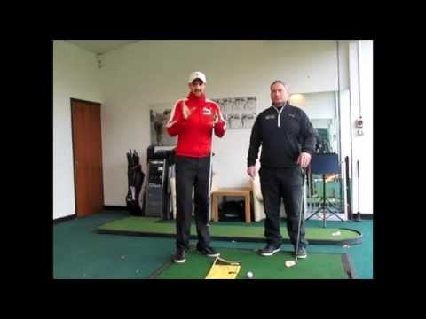 Rip Your Irons! Golf Practice Towel Drill For Consistent Contact – Alex Fortey and Alistair Davies
