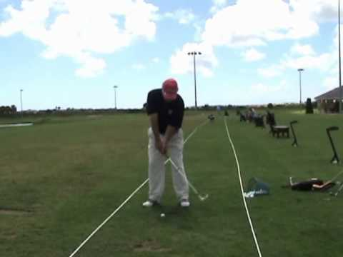 Golf  Lesson, Free golf tips with the Driver and Irons