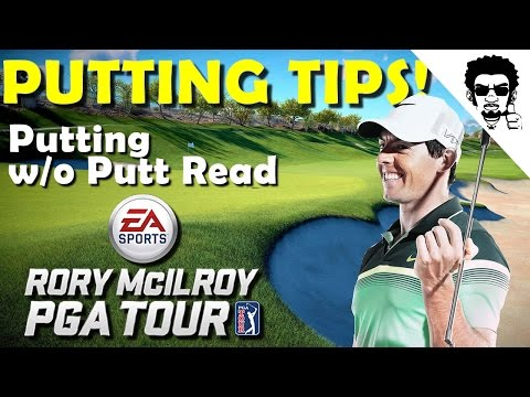 Rory McIlroy PGA Tour Tips: Putting without Putt Read [Extended Version]