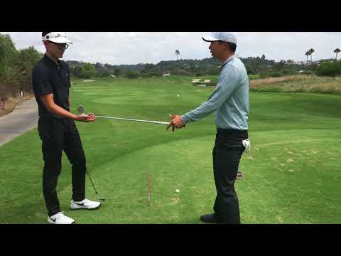 Golf Upgrades: Left Hand Grip