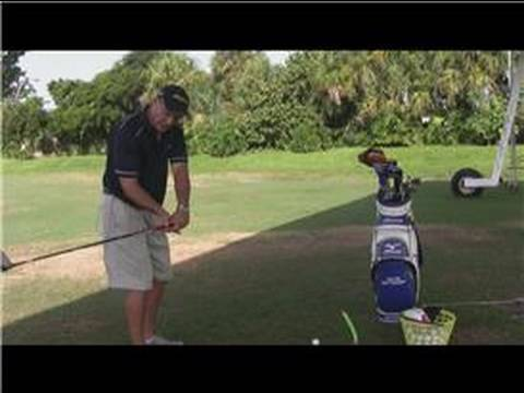 Golfing Tips : How to Hit a Slice in Golf