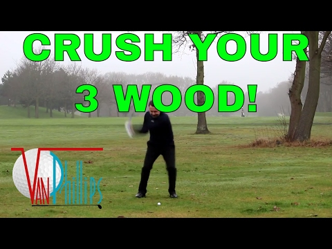 HOW TO STRIKE YOUR FAIRWAY WOODS PROPERLY