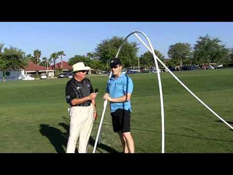 Changing your swing plane.