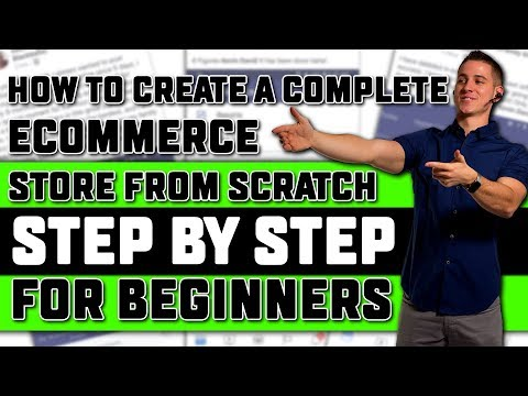 邏 Shopify Tutorial for Beginners | How to Set Up a Profitable Shopify Store Step by Step in 2019!