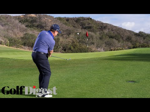Tom Watson Shows How To Handle Your Chip Shots | Golf Tips | Golf Digest