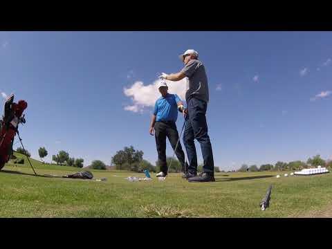 How to get on Plane? Mike Malaska, PGA Golf, Aim the Hands