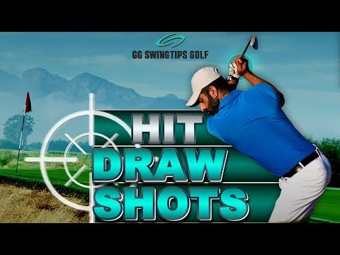 Adjusting Your Golf Setup To Hit Draw Shots