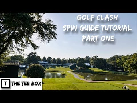 Golf Clash Spin Guide Tutorial Part 1 | Drivers, Woods, Long Irons