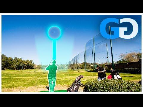 Golf Tips: HITTING IRONS PURE like Sergio Garcia part 2 골프스윙 시 힘빼는 법! 힘빼기도 원리를 알면 된다. 심짱의 셀프 골프레슨