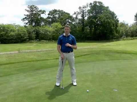 Golf Putting Tip – Shoulder Movement