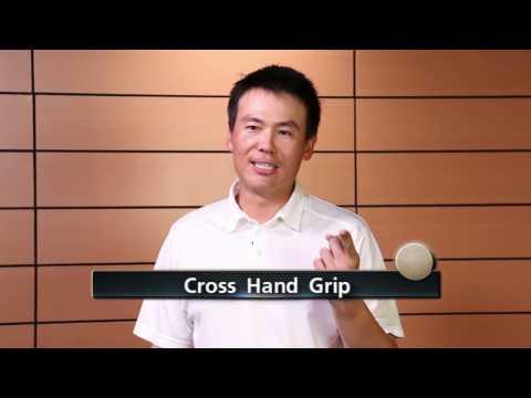 Golf Tip Series: Cross Handed Grip