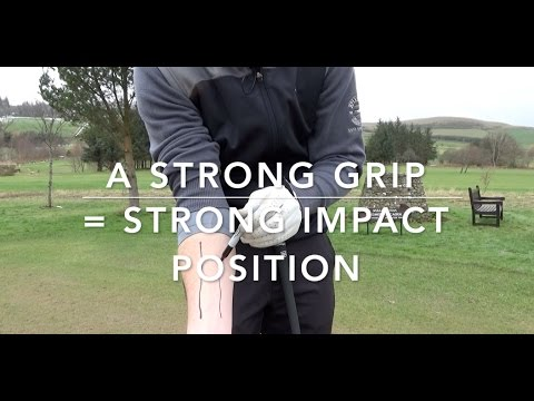 Benefits of a strong grip