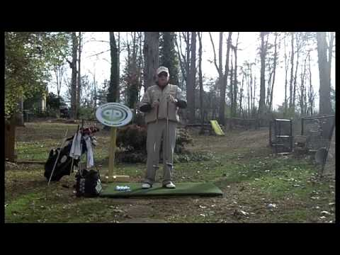 Shorter Golfers Must Still Swing Vertically With Long Clubs