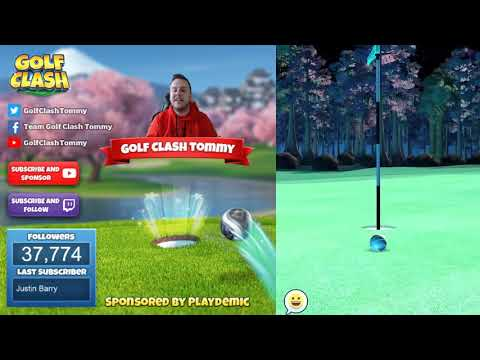 Golf Clash tips, Hole 8 – Par 3, Sunshine Glades – Easter Open Tournament – ROOKIE Guide