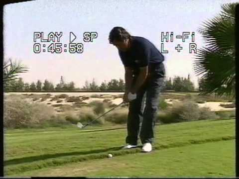 Seve Chipping Tips for Awkward Lies
