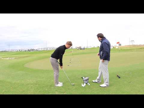Chipping Tips – Ladder Drill and Game