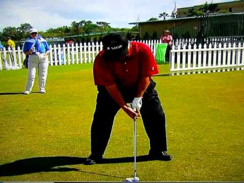 Lee Trevino – Chipping & Sand Play (Seve)