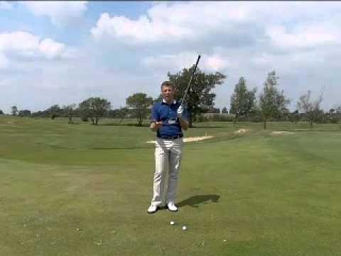 Golf Chipping Tip – Pre-shot routine