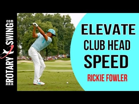 Rickie Fowler's New Powerful Golf Swing Changes w/ Butch Harmon