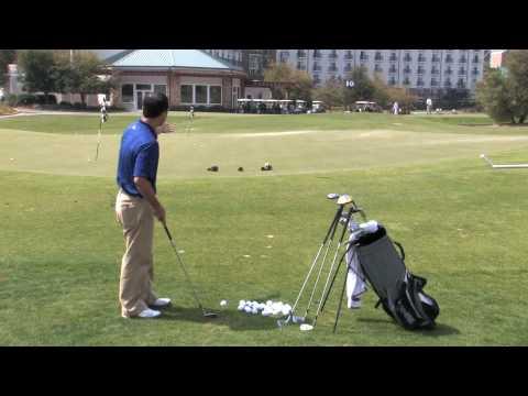Golf Drills Free Golf Lesson Chipping Drill at Barona Golf Course The Golf Matt