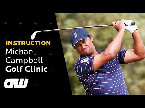 Michael Campbell's ULTIMATE Golf Tips Clinic | Instruction | Golfing World