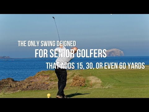 Senior Golf Swing Program to Increase distance and accuracy | Tips and Exercises for Senior Golfers