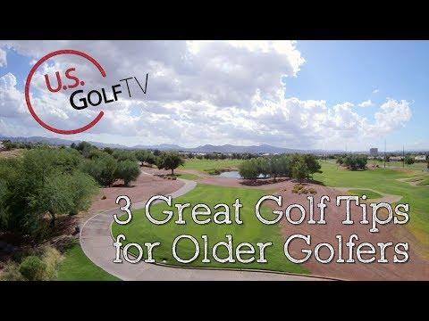 Golf Tips for Senior Golfers