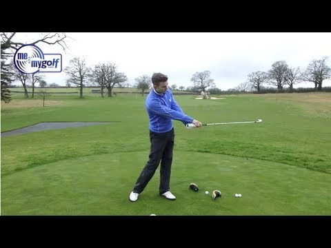 How To Stop Swinging Over The Top In the Golf Swing
