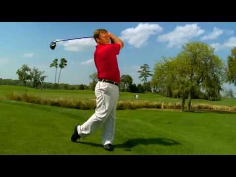 Paul Wilson Golf Swing – Super Slow Motion