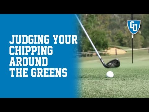 How to Judge Your Chipping Distance Around the Greens | Control Chipping Distance