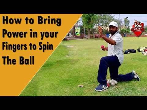 How to Grip |Leg Spin|Off Spin| Left arm Spin| Tips|Urdu Hindi| How to Spin