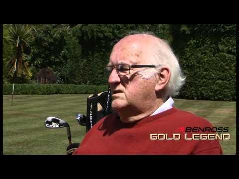 Golfing Legend Neil Coles introduces the new Benross Seniors Gold Legend Range.mp4