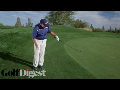Butch Harmon Shows an Easy Way To Hit Better Chip Shots | Chipping Tips | Golf Digest