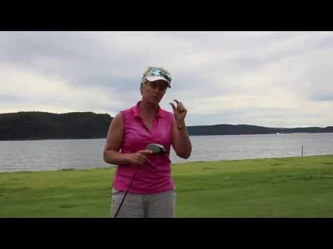 #121 Web TV: Golf Driving Tips – Right Shoulder Low
