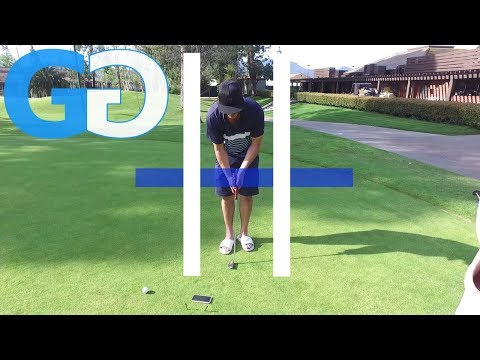 Golf Tips: Releasing with shoulders – Putting Game