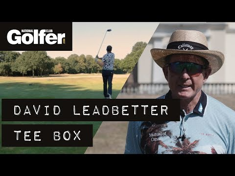David Leadbetter | Ultimate Driving Guide: Using the Tee Box